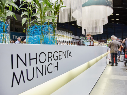 Inhorgenta Munich 2016