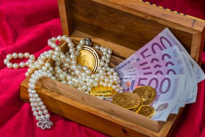 Gold als Ersatzwährung