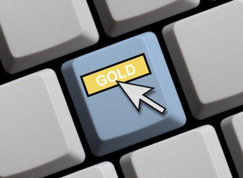 Goldbarren online kaufen