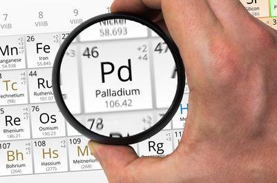 palladium, edelmetalle