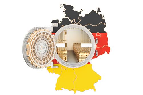 Wie viel Gold besitzen die Deutschen?