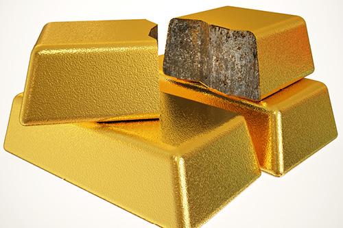 Goldbarren Fälschungen erkennen