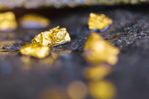 Ökologisches Gold - Gütesiegel