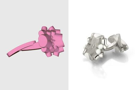 3D-Druck in der Schmuckbranche