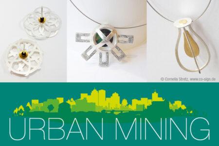 Urban Mining Edelmetall